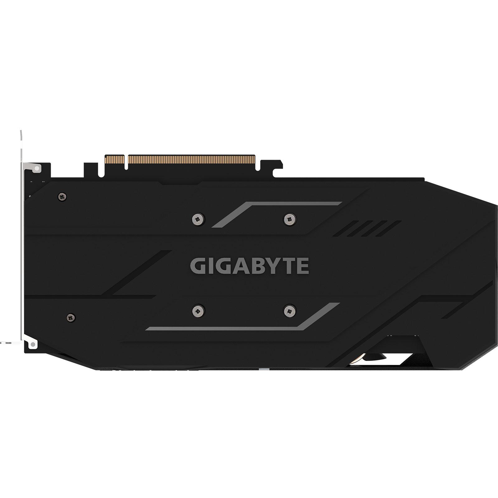 Gigabyte GV-N166TWF2OC-6GD 6Go - Carte graphique Gigabyte - 2