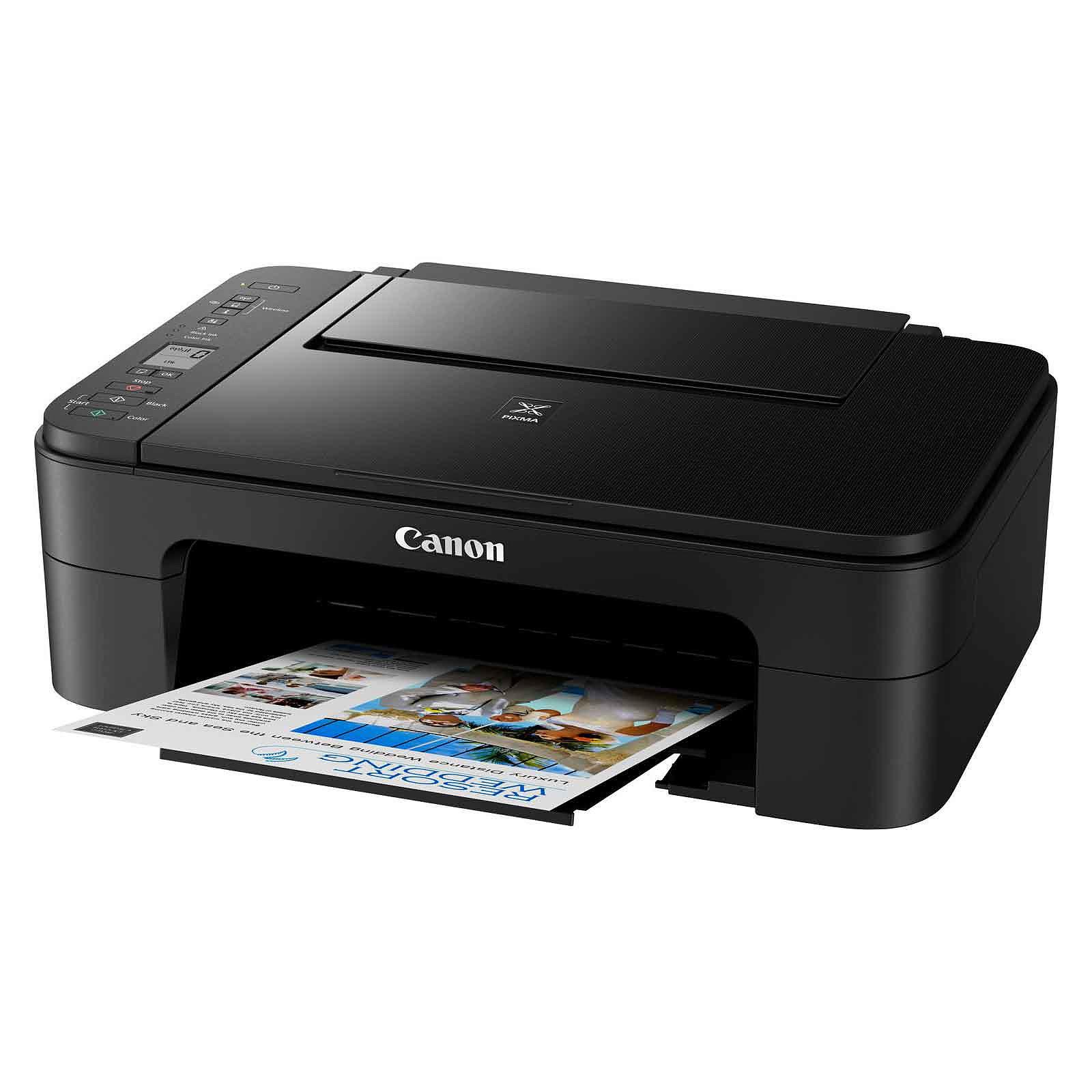Imprimante multifonction Canon PIXMA TS3350 - Cybertek.fr - 1