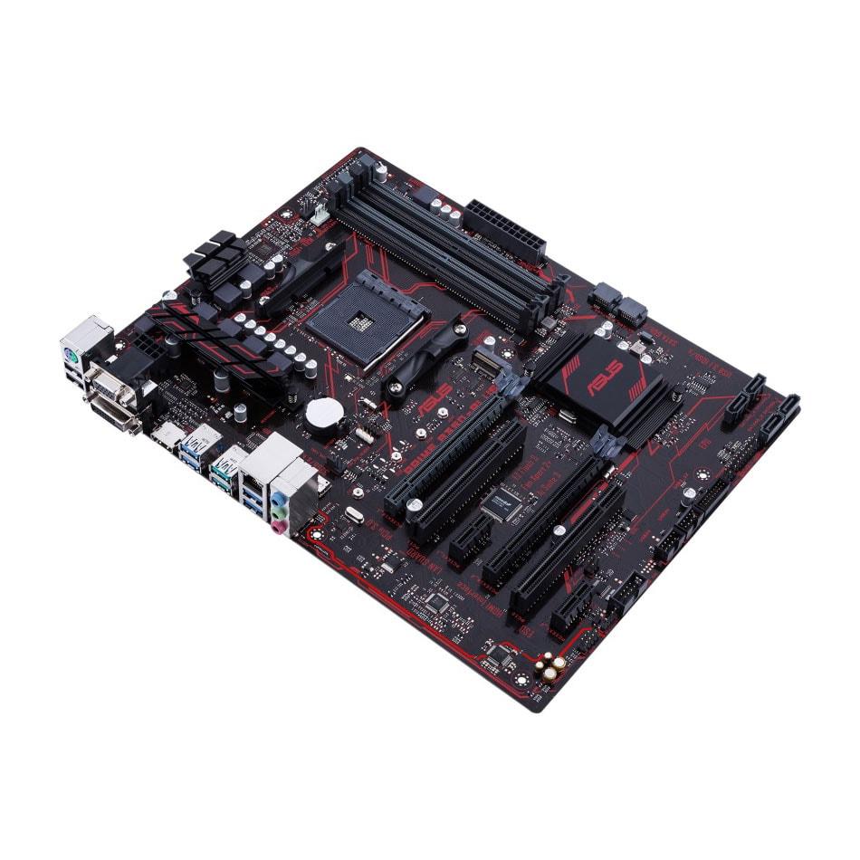 Asus PRIME B350-PLUS  DDR4 - Carte mère Asus - Cybertek.fr - 3