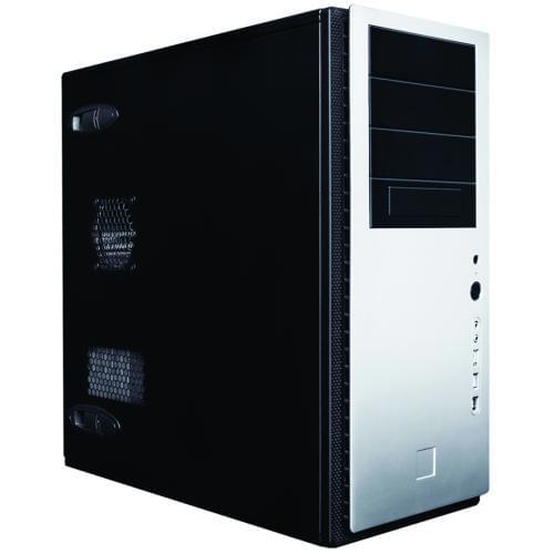 Antec NSK6582 Noir/Silver (0761345-00692-7) - Achat / Vente Boîtier PC sur Cybertek.fr - 0