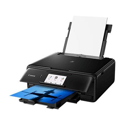 Imprimante multifonction Canon PIXMA TS8150 - Cybertek.fr - 1