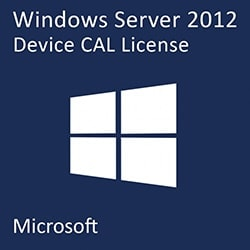 Microsoft Logiciel système exploitation CAL Device Windows Server 2012 Standard Open Cybertek
