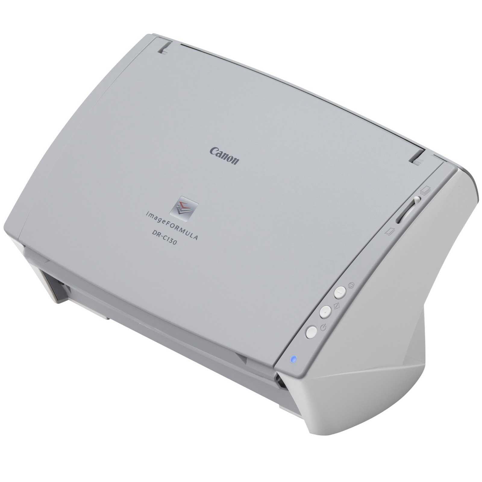 Canon ImageFormula DR-C130 (6583B003) - Achat / Vente Scanner sur Cybertek.fr - 0