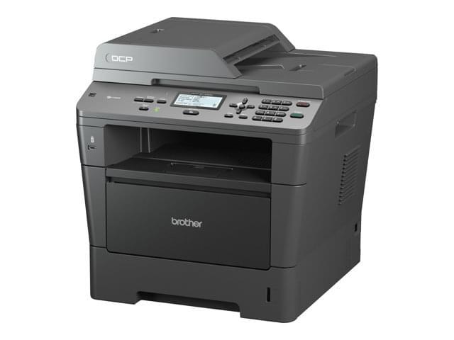 Brother DCP-8110DN (DCP8110DNRF1 arret work-it) - Achat / Vente Imprimante multifonction sur Cybertek.fr - 0