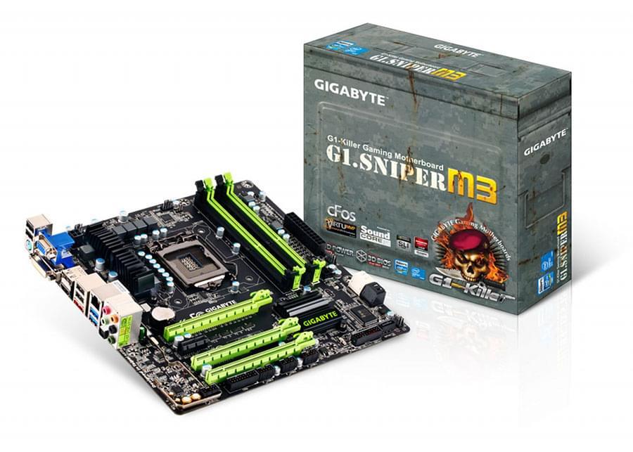Gigabyte G1.SNIPER 3 - Achat / Vente Carte mère sur Cybertek.fr - 0