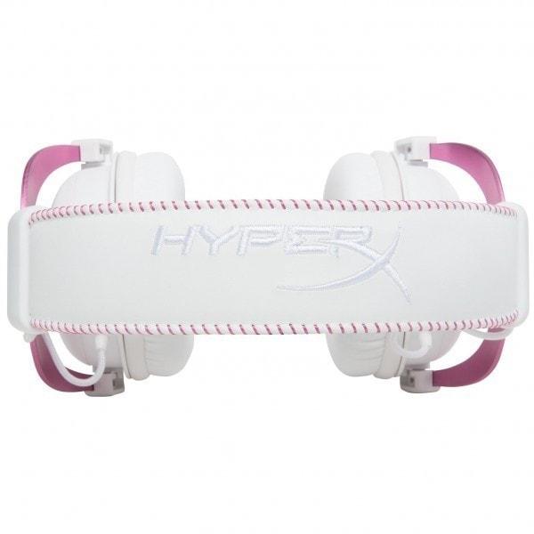 HyperX Cloud II Gaming Headset (Pink) (KHX-HSCP-PK) - Achat / Vente Micro-casque sur Cybertek.fr - 1