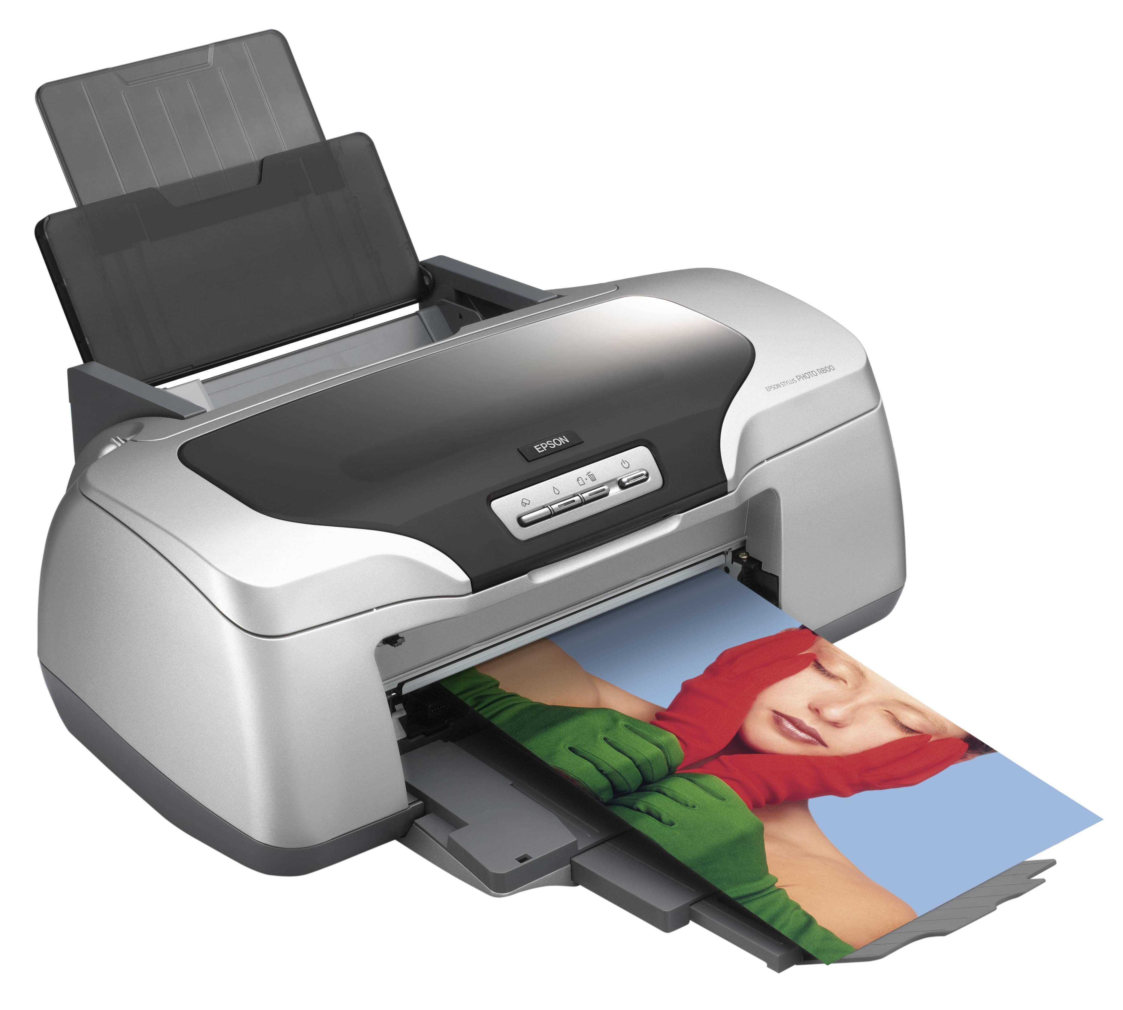 Epson Stylus Photo R800r (C11C550024) - Achat / Vente Imprimante sur Cybertek.fr - 0