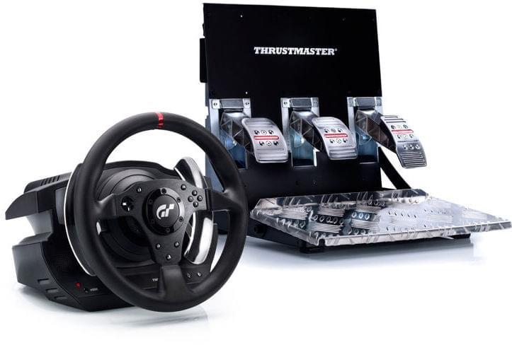 ThrustMaster Volant T500 RS (T500 RS) - Achat / Vente Périphérique de Jeu sur Cybertek.fr - 0