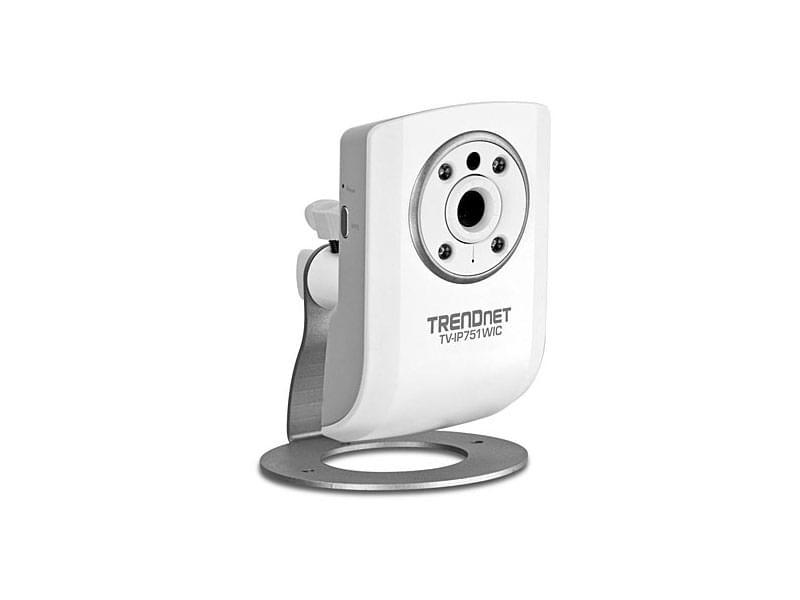 TrendNet TV-IP751WIC - Cloud/Wifi/Nuit/Audio - Caméra / Webcam - 0