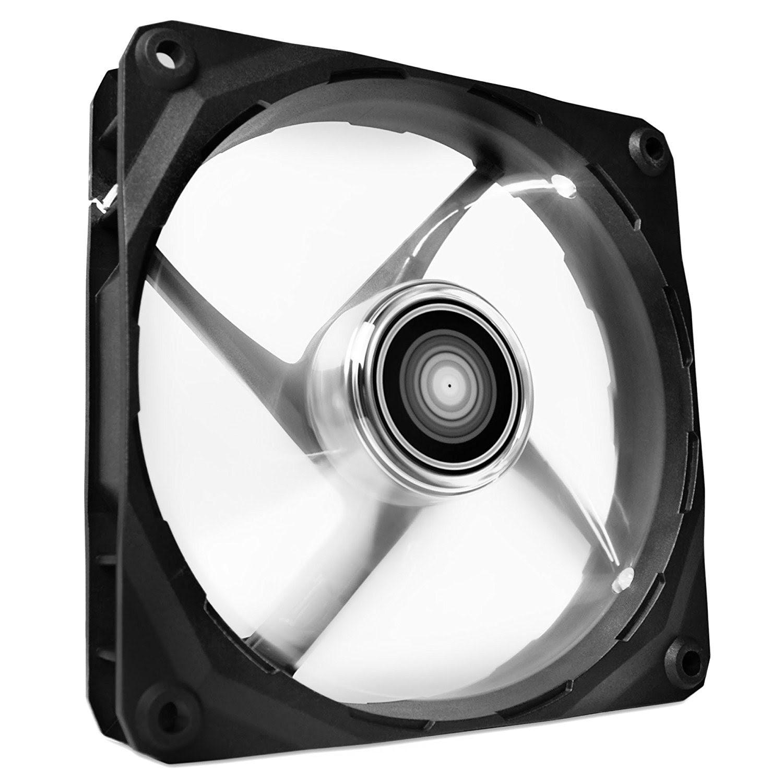NZXT FZ 120mm White LED (RF-FZ120-W1 **) - Achat / Vente Ventilateur boîtier sur Cybertek.fr - 0