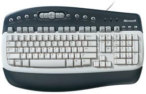 Microsoft Clavier Multimedia Keyboard OEM (K49-00027 French) - Achat / Vente Destockage sur Cybertek.fr - 0