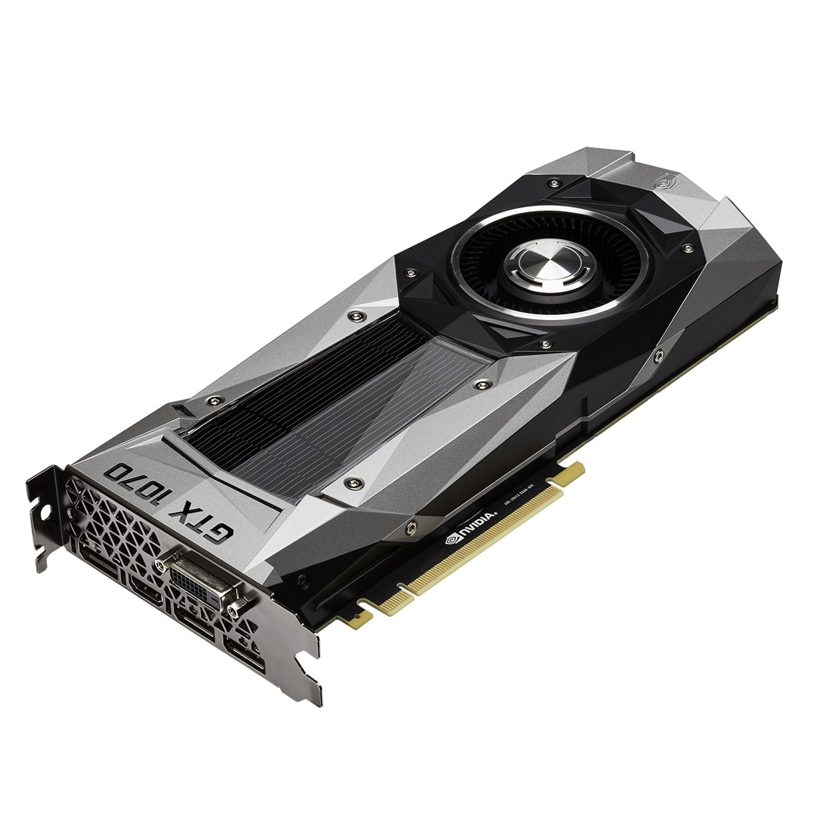 Asus GTX1070-8G Founders Edition  - Carte graphique Asus - 1