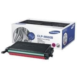 Toner CLP-M660B Magenta 5000p. pour imprimante Laser Samsung - 0
