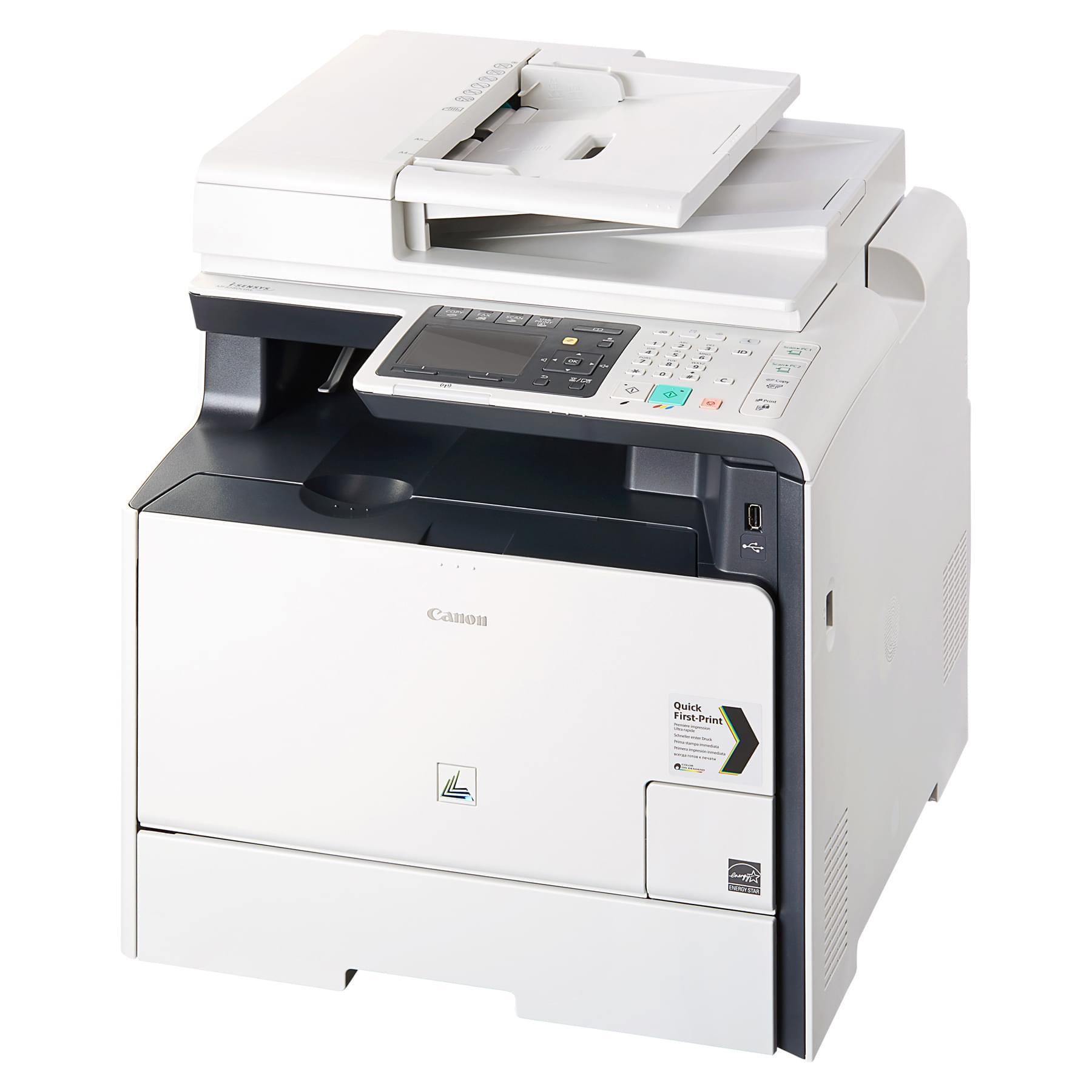 Canon I-Sensys MF8580Cdw (6849B002) - Achat / Vente Imprimante multifonction sur Cybertek.fr - 0