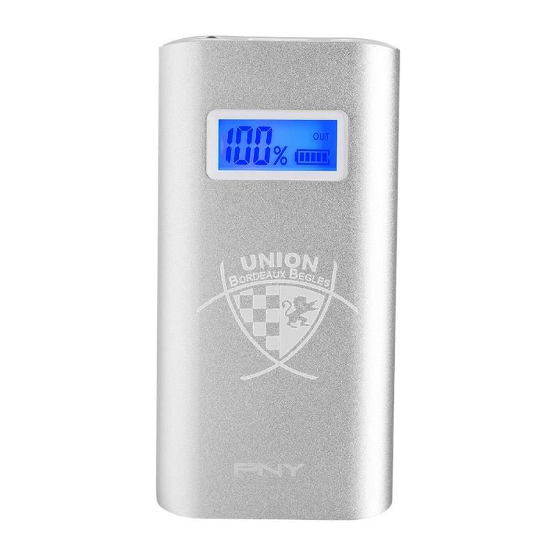 PNY PowerBank UBB 5200 mAh (UBBB5200-1S02B-RB) - Achat / Vente Accessoire Téléphonie sur Cybertek.fr - 0