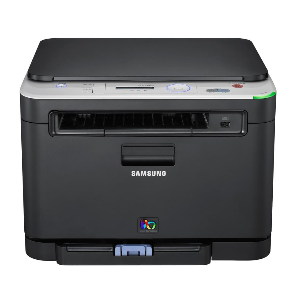 Imprimante multifonction Samsung CLX-3185 - Cybertek.fr - 0