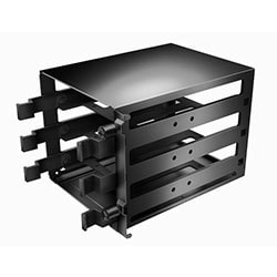 Cooler Master Accessoire Bo�tier MasterCase HDD Cage 3-BAY (3.5�) Cybertek