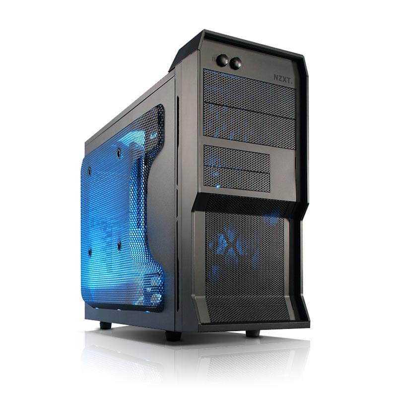 NZXT Vulcan (VULC-001BK) - Achat / Vente Boîtier PC sur Cybertek.fr - 0