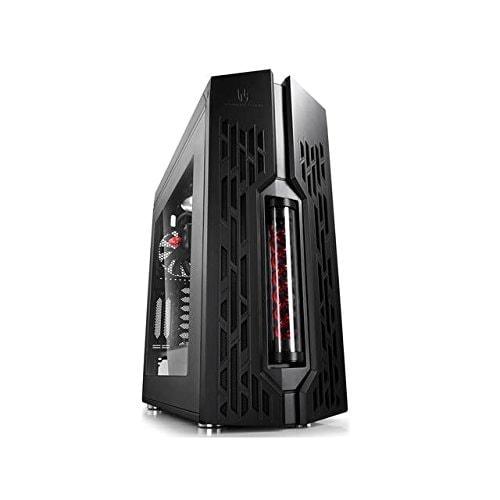 Deepcool mT/Ss Alim/ATX/Nappe PCI-E Rouge - Boîtier PC Deepcool - 0