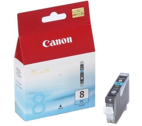 Cartouche CLI-8PC - 0624B001 pour imprimante Jet d'encre Canon - 0