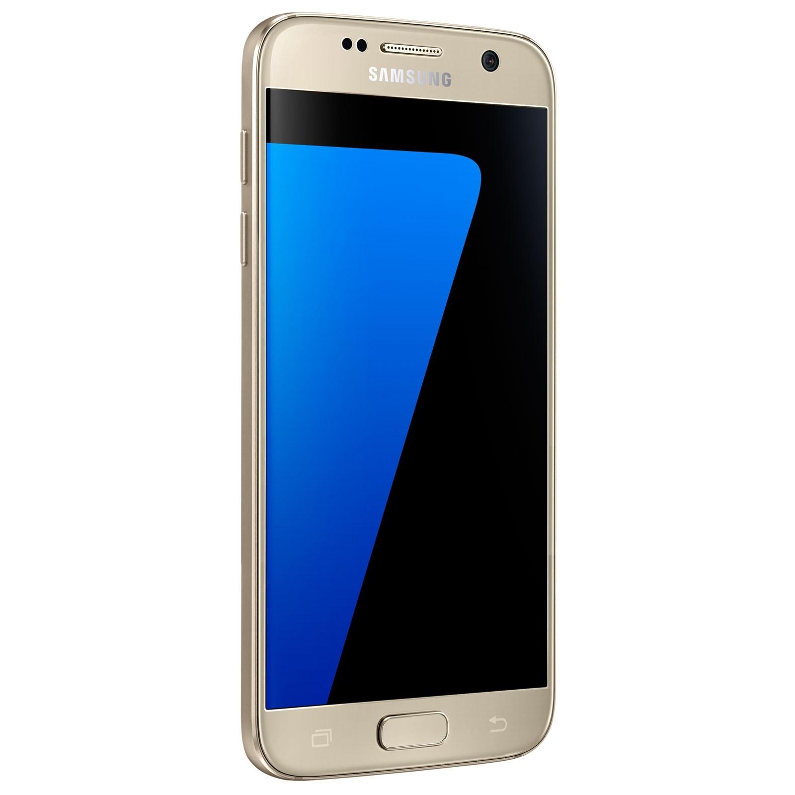 Samsung Galaxy S7 32Go G930F Gold - Téléphonie Samsung - 0