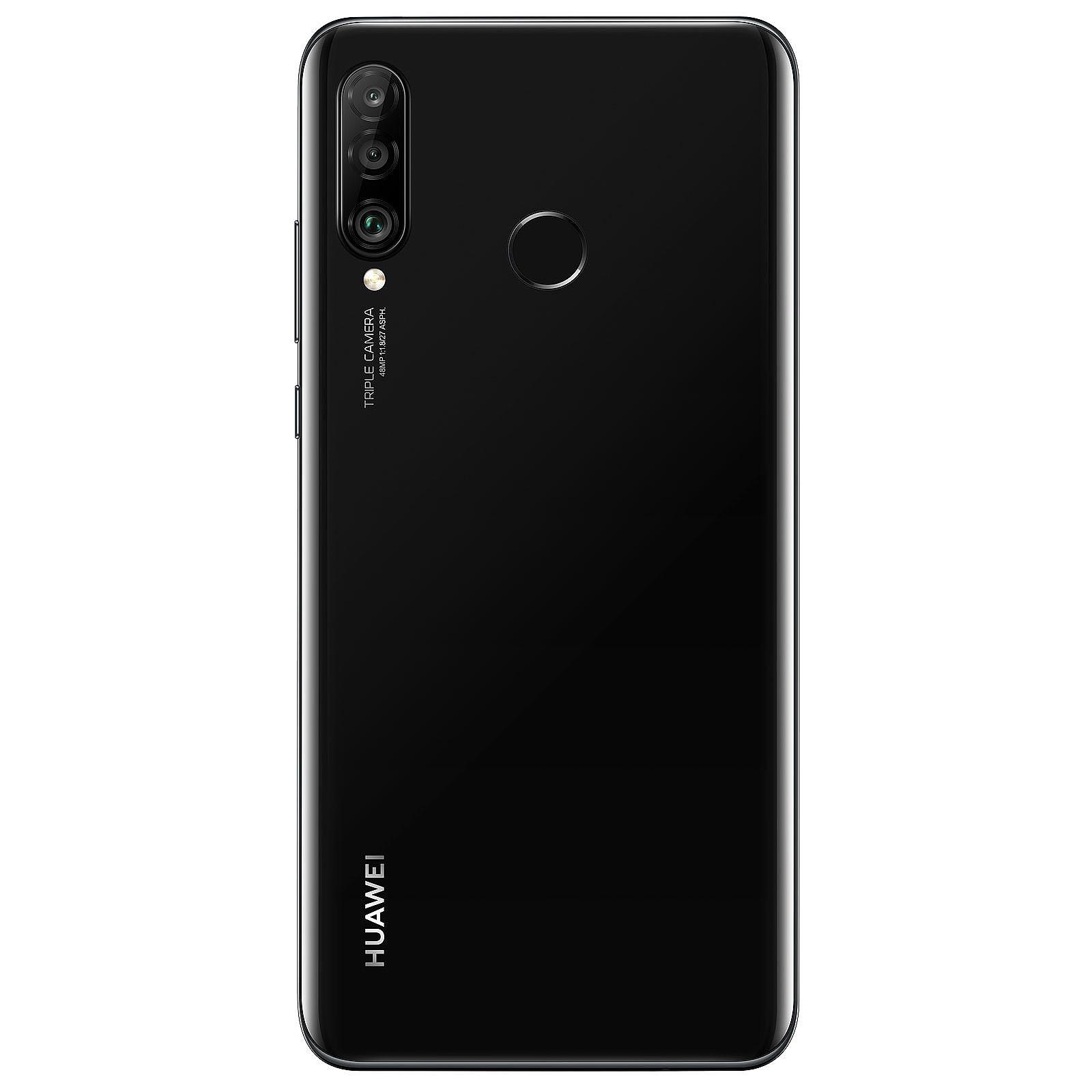 Huawei P30 Lite 128Go Black - Téléphonie Huawei - Cybertek.fr - 4
