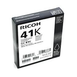 image produit Ricoh GC-41K Black 2500p Cybertek