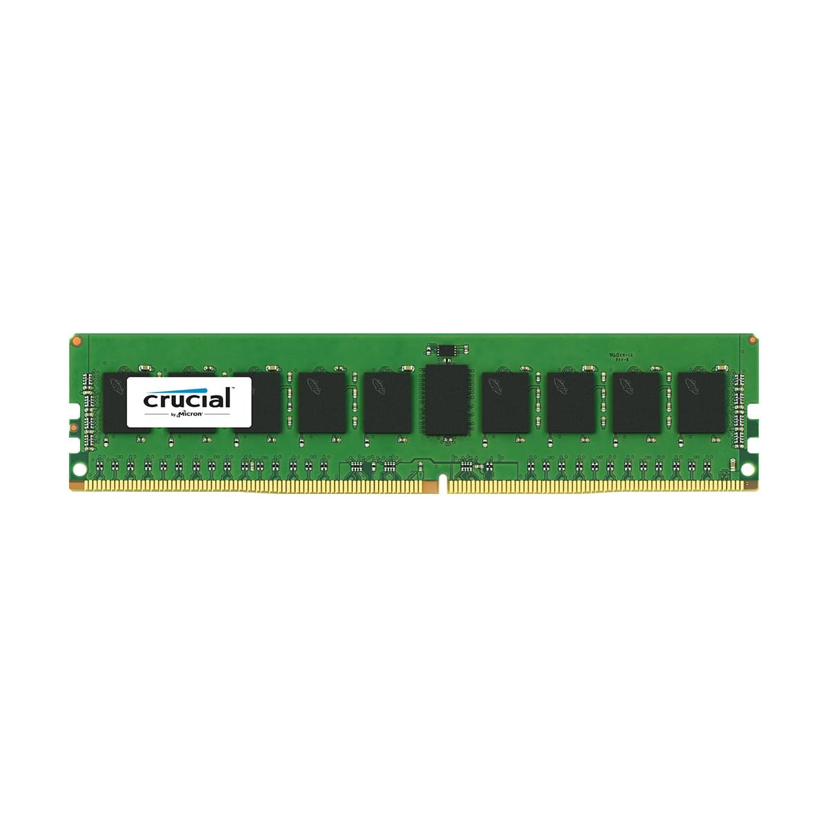 Barrette de ram PC Crucial 8Go  DDR4 - 0