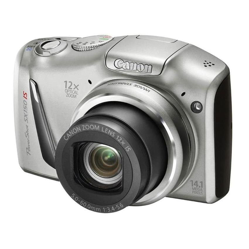 Canon PowerShot SX150 IS (5250B012) - Achat / Vente Table de mixage sur Cybertek.fr - 0