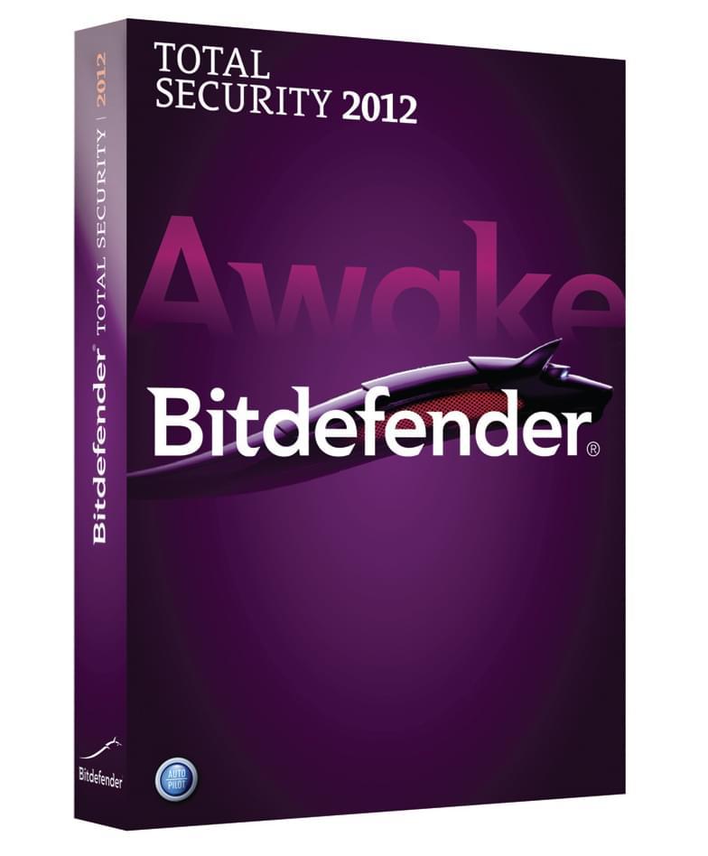 Bitdefender Total Security 2012 - 2 Ans / 3 Postes - Logiciel sécurité - 0