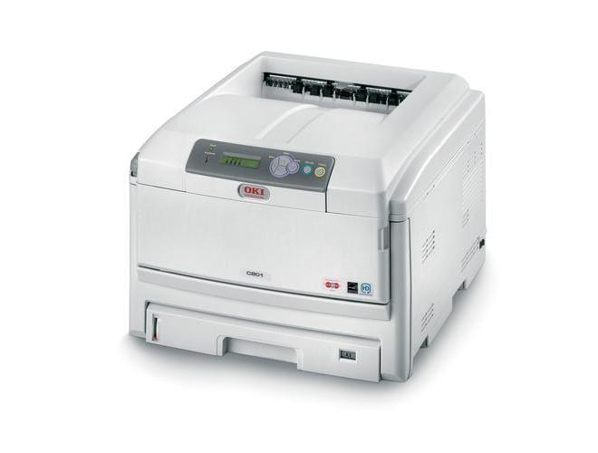 Imprimante Oki C801DN - Cybertek.fr - 0