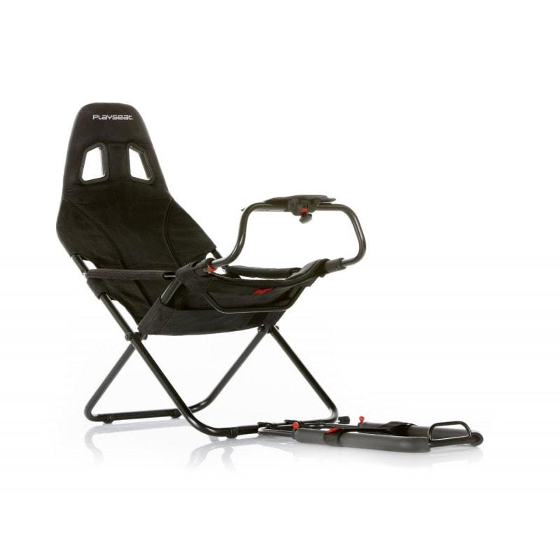 Playseat Challenge Black (siège + support volant) Noir - Siège PC Gamer - 3