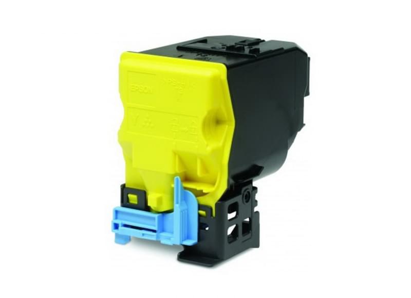 Epson Toner Jaune C13S050590 6000p pour aculaser (C13S050590) - Achat / Vente Consommable Imprimante sur Cybertek.fr - 0