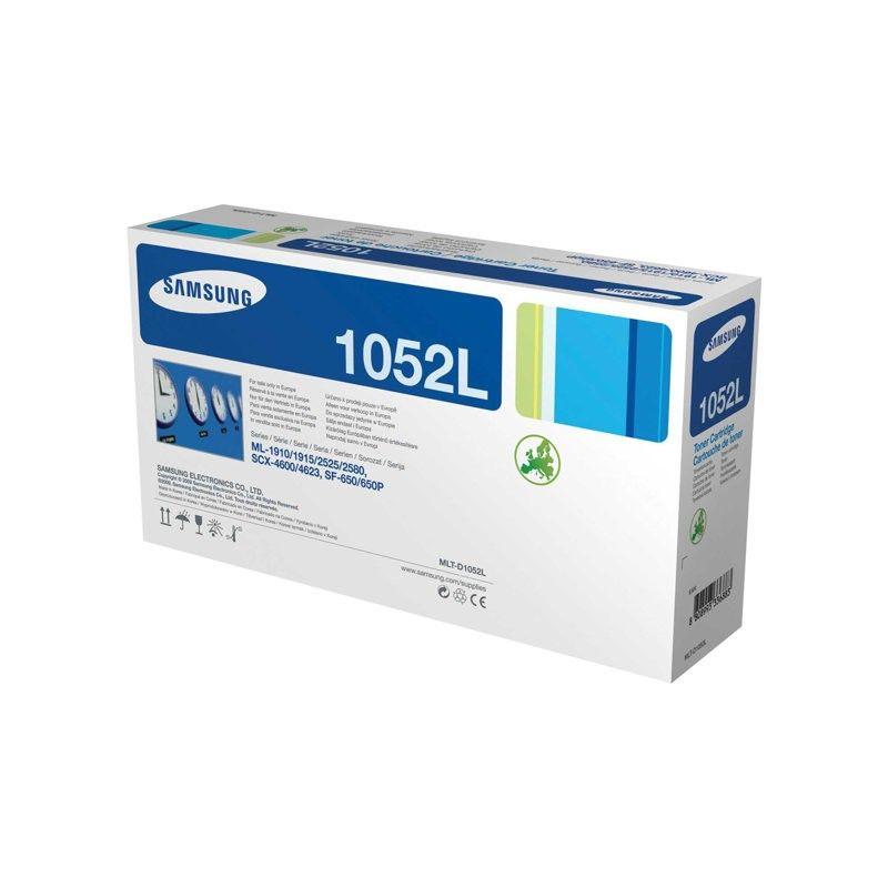 Samsung Toner MLT-D1052L Noir 2500p (MLT-D1052L/ELS) - Achat / Vente Consommable Imprimante sur Cybertek.fr - 0