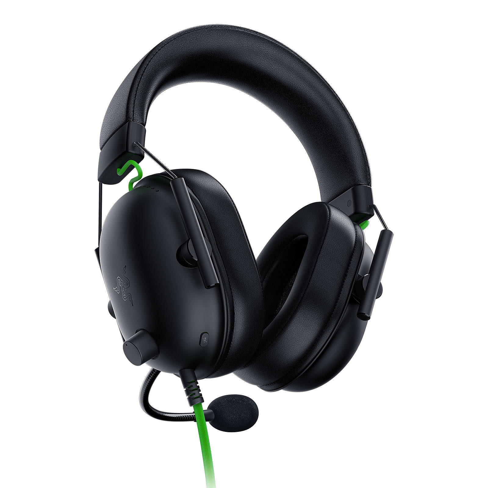 Razer Blackshark V2 X 7.1 Surround Noir - Micro-casque - 4