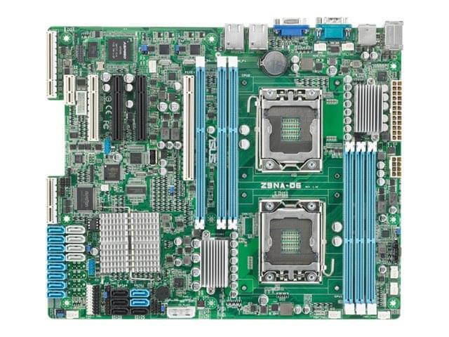 Carte mère Asus Z9NA-D6 - 0