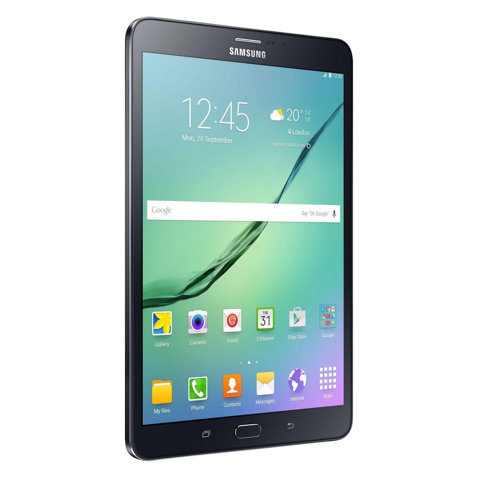 """Samsung Galaxy TAB S2 8"""" T713 Noire (SM-T713NZKEXEF) - Achat / Vente Tablette Tactile sur Cybertek.fr - 1"""