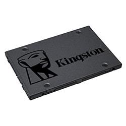image produit Kingston 480Go SATA III - SA400S37/480G - A400 Cybertek
