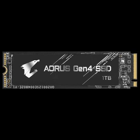 Gigabyte AORUS GP-AG41TB 960Go-1To M.2 - Disque SSD Gigabyte - 1