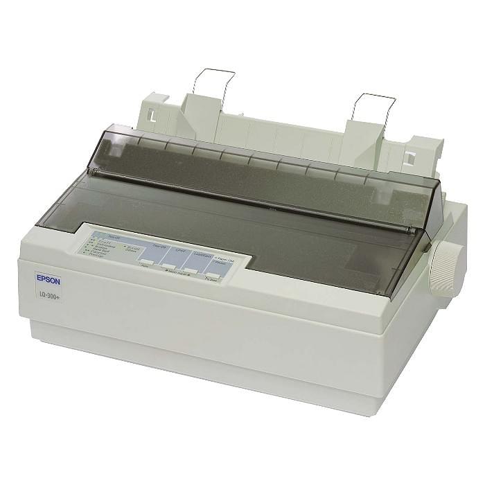 Epson Matricielle LQ-300+ II (C11C638001 soldé) - Achat / Vente Imprimante sur Cybertek.fr - 0
