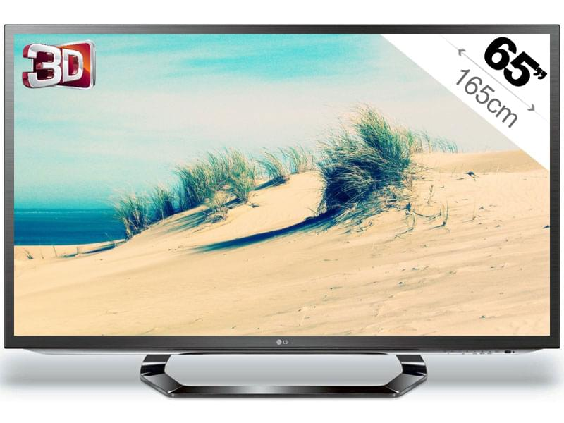 """LG 65LM620S - 65"""" LED (165cm) HDTV 1080p 3D Ready - TV LG - 0"""