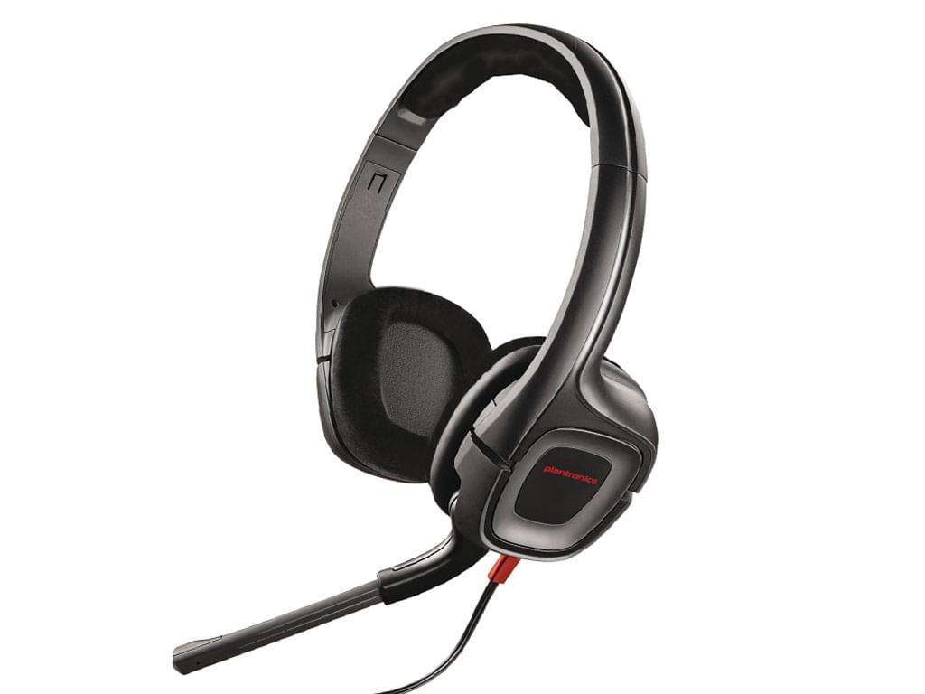 Plantronics Gamecom 307 (85750-15) - Achat / Vente Micro-casque sur Cybertek.fr - 0