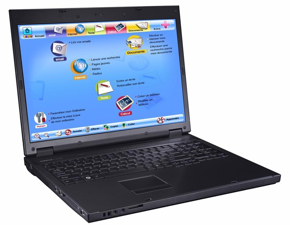 """Ordissimo 17.3"""" Clavier simplifié (ART0232) - Achat / Vente PC Portable sur Cybertek.fr - 0"""