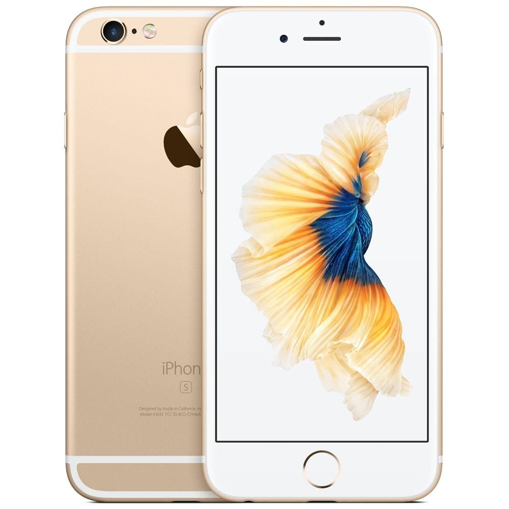 Apple iPhone 6s 64Go Or (MKQQ2ZD/A) - Achat / Vente Téléphonie sur Cybertek.fr - 0