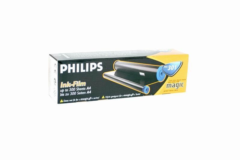 Ruban transfert Noir Philips PFA 301 -906115301009 pour imprimante Transfert thermique Sagem - 0