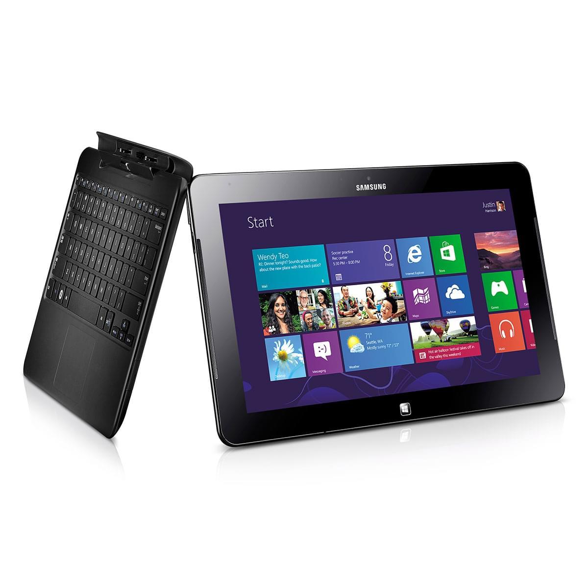 Samsung XE700T1C-G01FR (XE700T1C-G01FR) - Achat / Vente Tablette tactile sur Cybertek.fr - 0