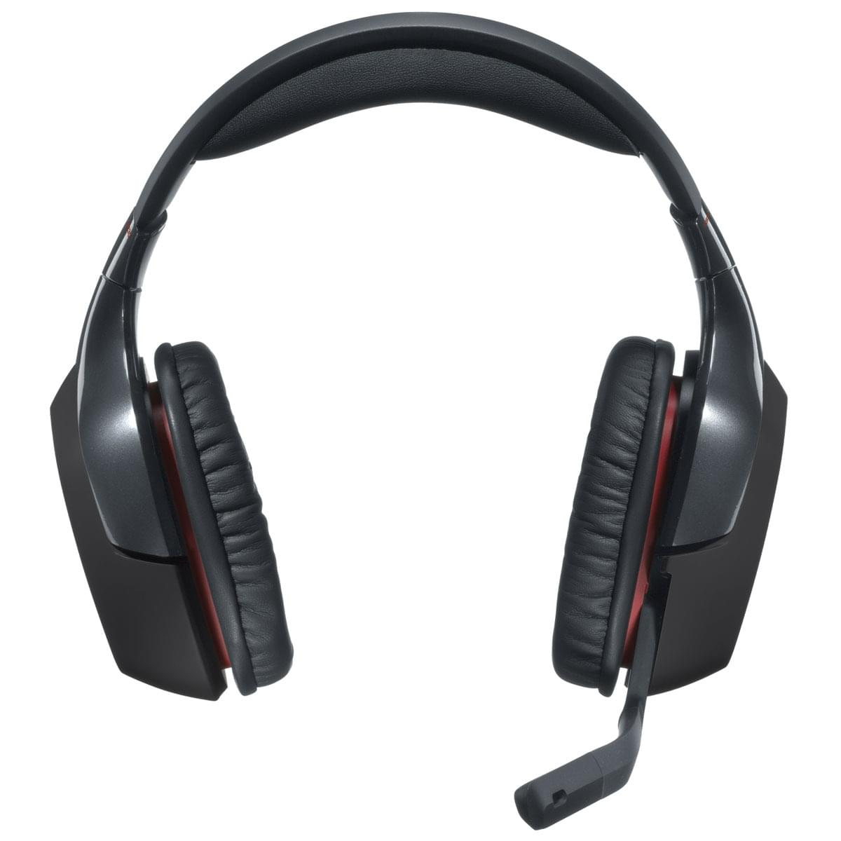 Logitech G G930 S Wireless Gaming Headset (981-000550) - Achat / Vente Micro-casque sur Cybertek.fr - 0