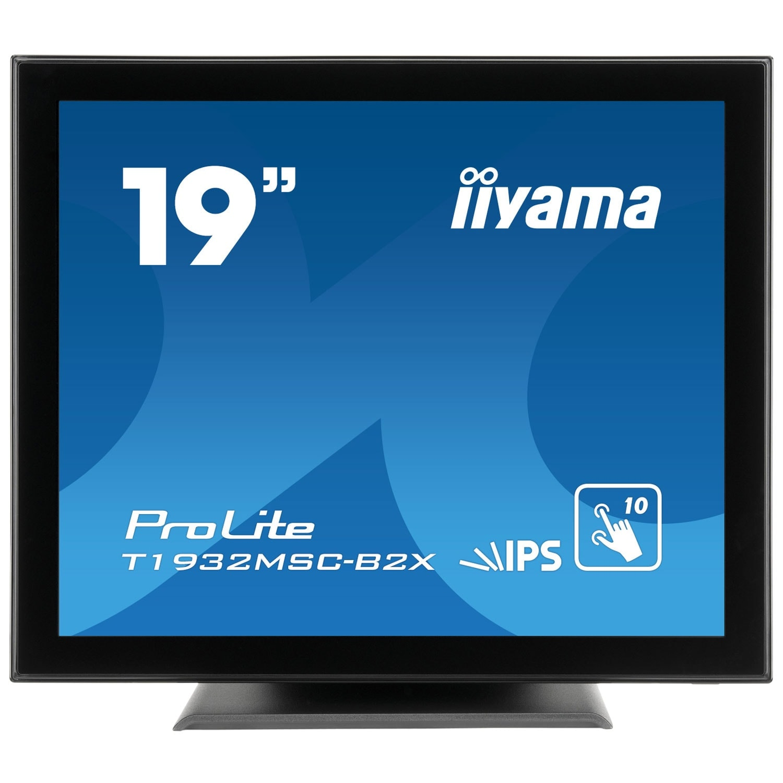 Iiyama T1932MSC-B2X (T1932MSC-B2X) - Achat / Vente Ecran PC sur Cybertek.fr - 0