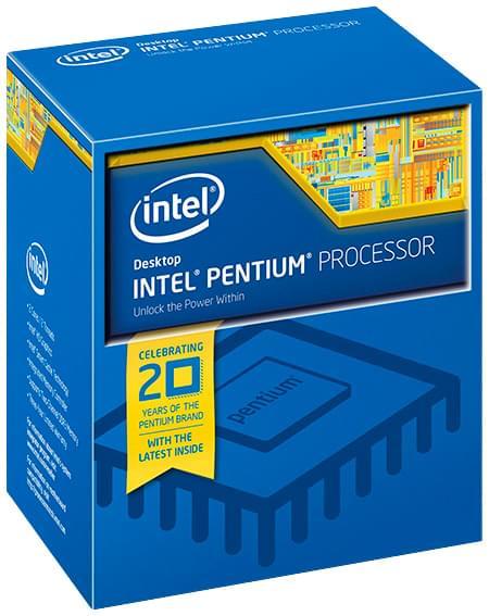Intel Pentium G3258 (BX80646G3258) - Achat / Vente Processeur sur Cybertek.fr - 0