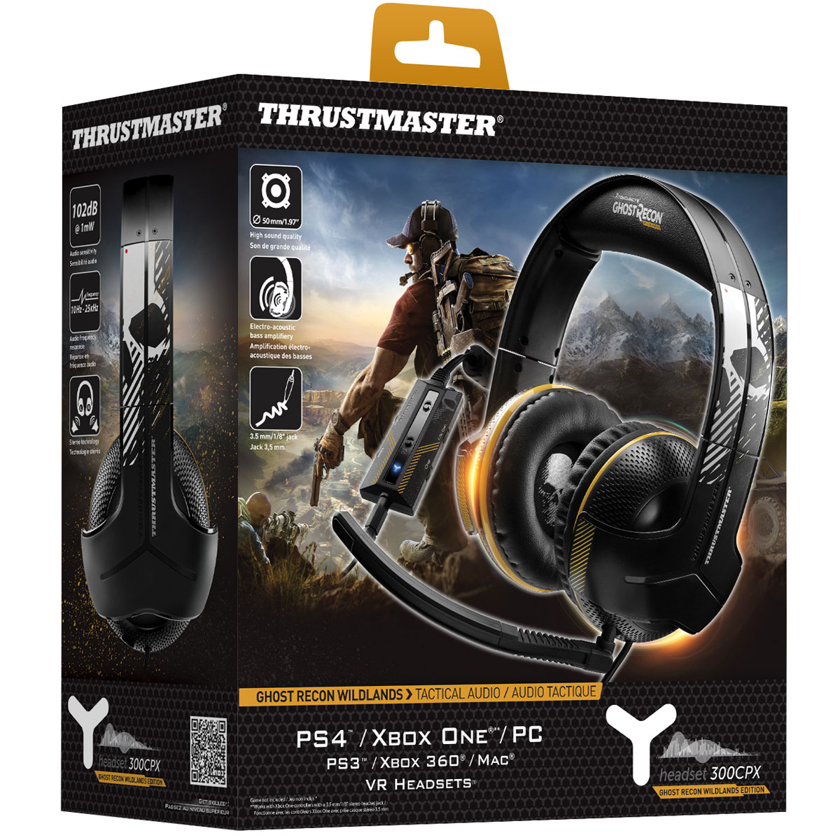 ThrustMaster Y-300CPX Ghost Recon Wildlands Edition Stereo - Micro-casque - 1